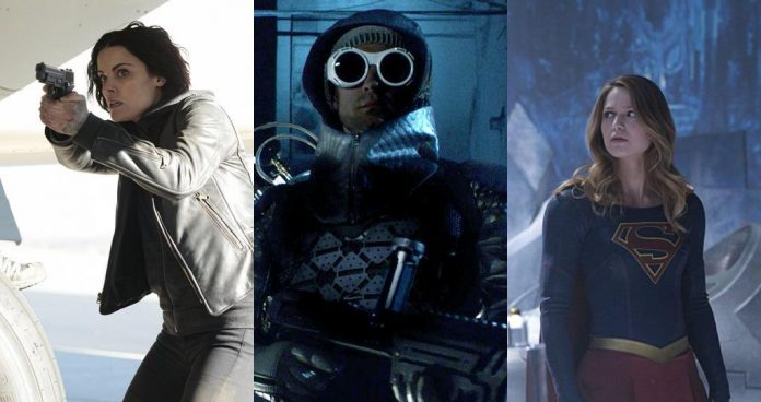 Supergirl Blindspot Gotham Season 2 Quoten