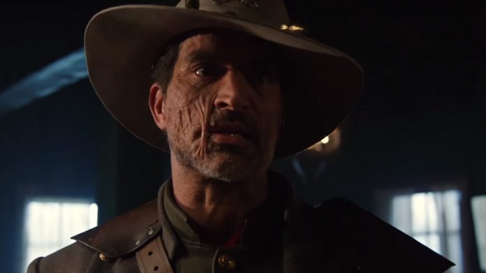 Legends of Tomorrow Trailer Jonah Hex
