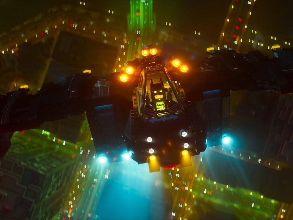 The LEGO Batman Movie Teaser Bild 4