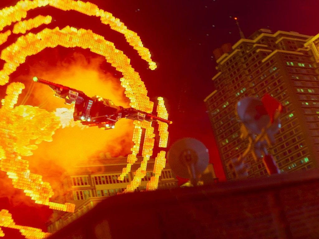 The LEGO Batman Movie Teaser Bild 3