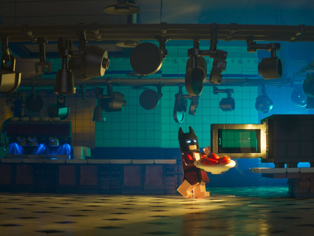The LEGO Batman Movie Teaser Bild 2