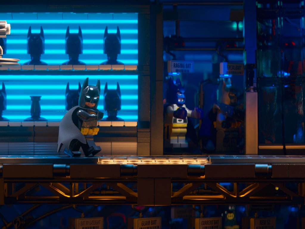 The LEGO Batman Movie Teaser Bild 1