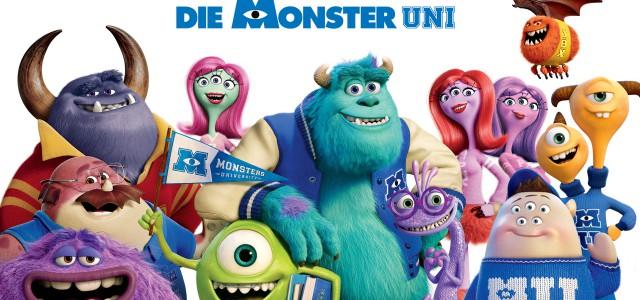 Die Monster Uni (2013) Kritik