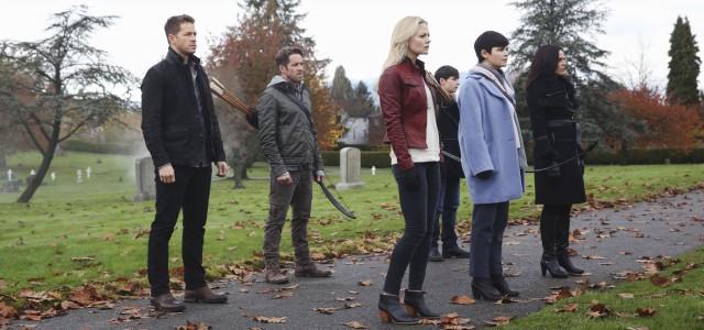 """US-Einschaltquoten: """"Once Upon a Time"""" Staffel 5 kehrt mit neuem Rekordtief zurück"""