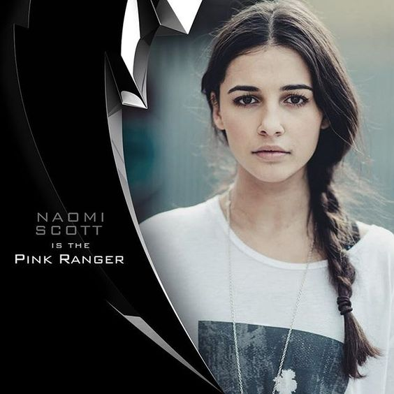 Power Rangers Reboot Pink Ranger