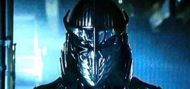 Teenage Mutant Ninja Turtles 2: Erstes Bild vom neuen Shredder und Filmclip!