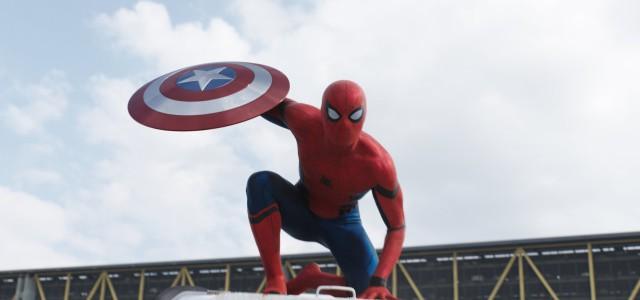 Captain America: Civil War: Spider-Man hat größere Rolle als gedacht