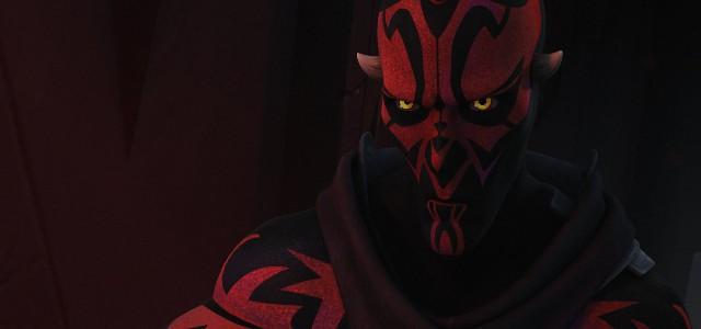 """Erste Vorschau: Darth Maul kehrt im Finale der 2. """"Star Wars Rebels""""-Staffel zurück"""