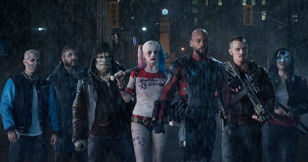 Suicide Squad internationaler Trailer 1