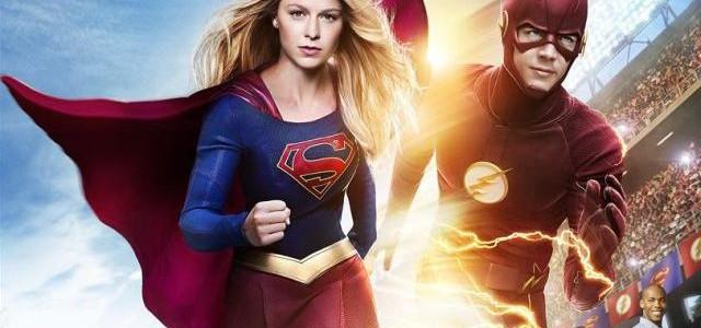 """""""Supergirl"""" & """"The Flash"""": Poster und Plot-Details zum kommenden Crossover"""