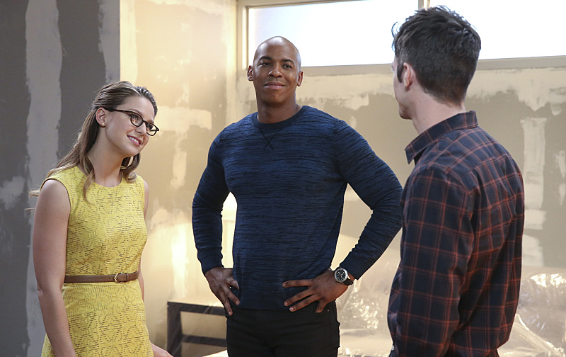 Supergirl The Flash Crossover Trailer Bild 7