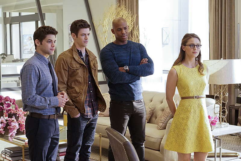 Supergirl The Flash Crossover Trailer Bild 5
