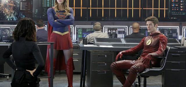 """Auf die Plätze, fertig, los! Hier ist der Trailer zum """"Supergirl""""/""""The Flash""""-Crossover"""