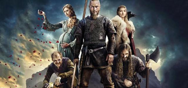 """""""Vikings"""" bekommt eine überlange 5. Staffel und besetzt Jonathan Rhys Meyers"""