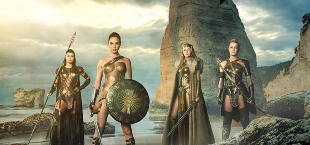 Neues Foto aus Wonder Woman zeigt die Amazonen von Themyscira