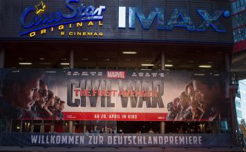 Civil War Premiere