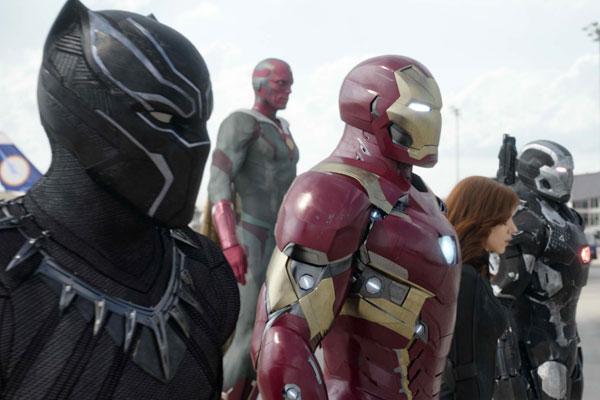 The First Avenger Civil War (2016) Filmbild 5