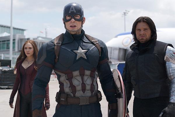 The First Avenger Civil War (2016) Filmbild 2