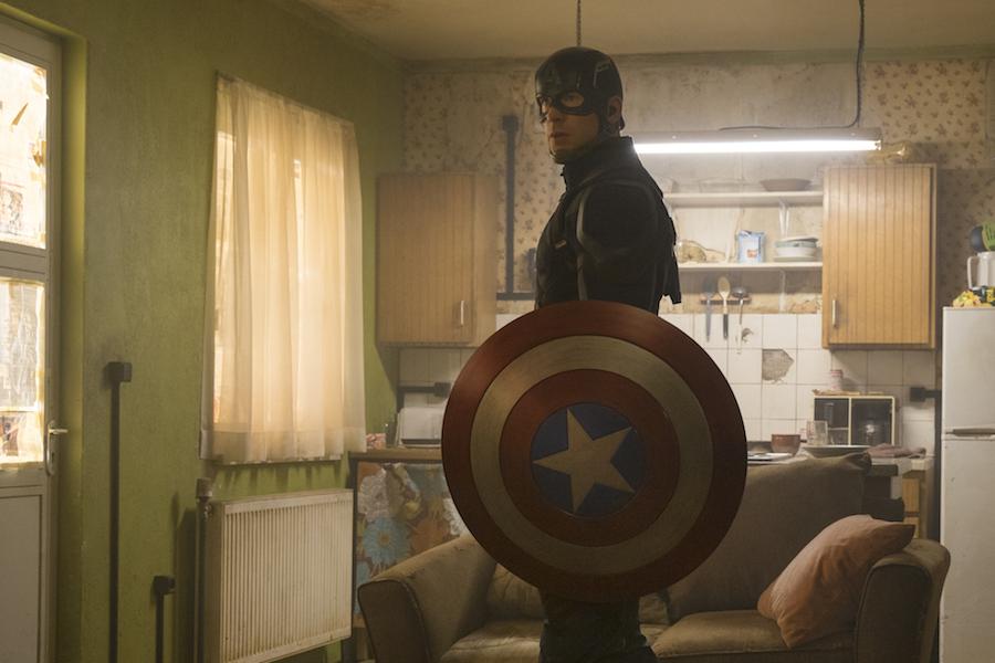 The First Avenger Civil War (2016) Filmbild 3