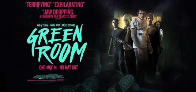 Green Room (2015) Kritik