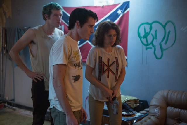 Green Room (2015) Filmbild 3