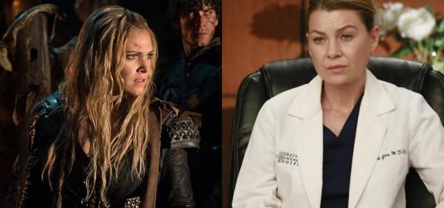 """US-Einschaltquoten: Serientief für """"The 100"""", """"Grey's Anatomy"""" legt zu"""