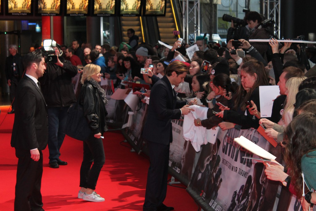 The First Avenger: Civil War Premiere Bild 2