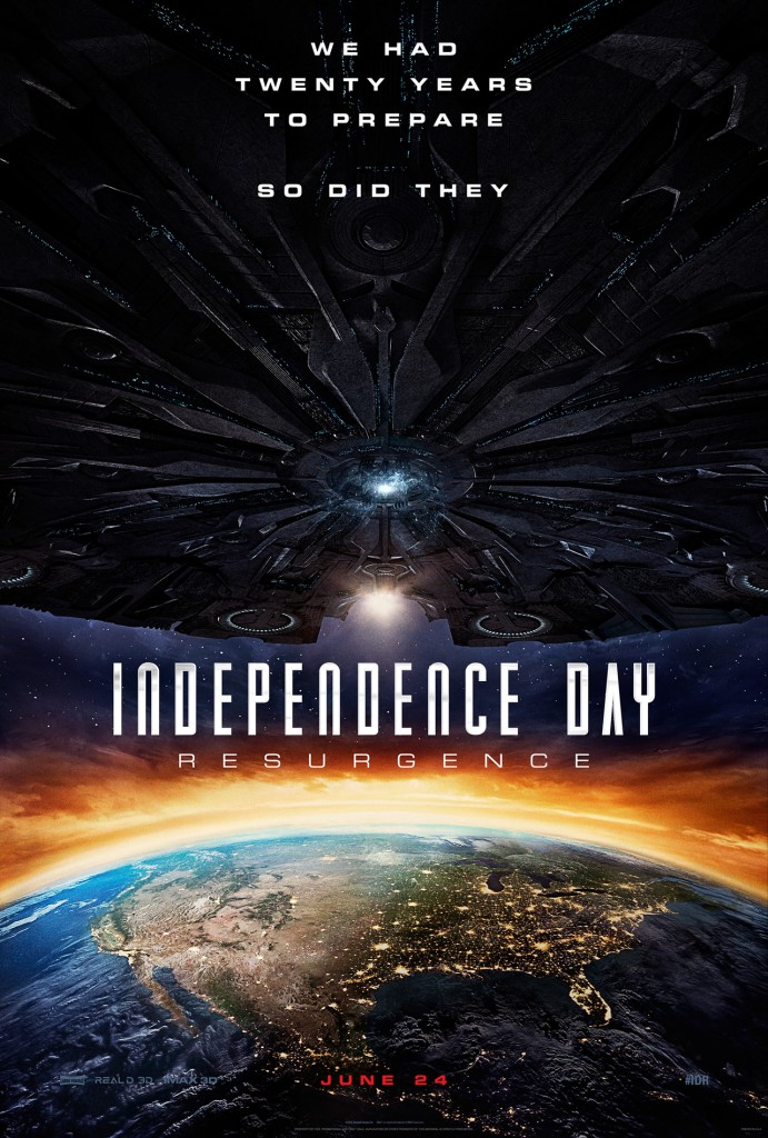 Independence Day 2 Trailer & Poster 2