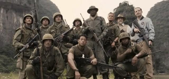 Kong: Skull Island – Setvideo zeigt erste Eindrücke vom Monsterfilm