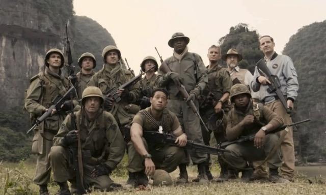 Kong Skull Island Setvideo
