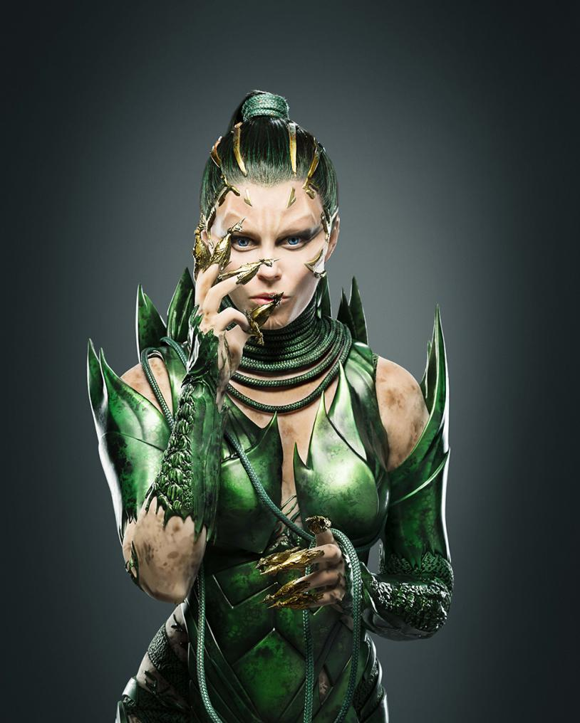 Power Rangers Rita Repulsa Elizabeth Banks