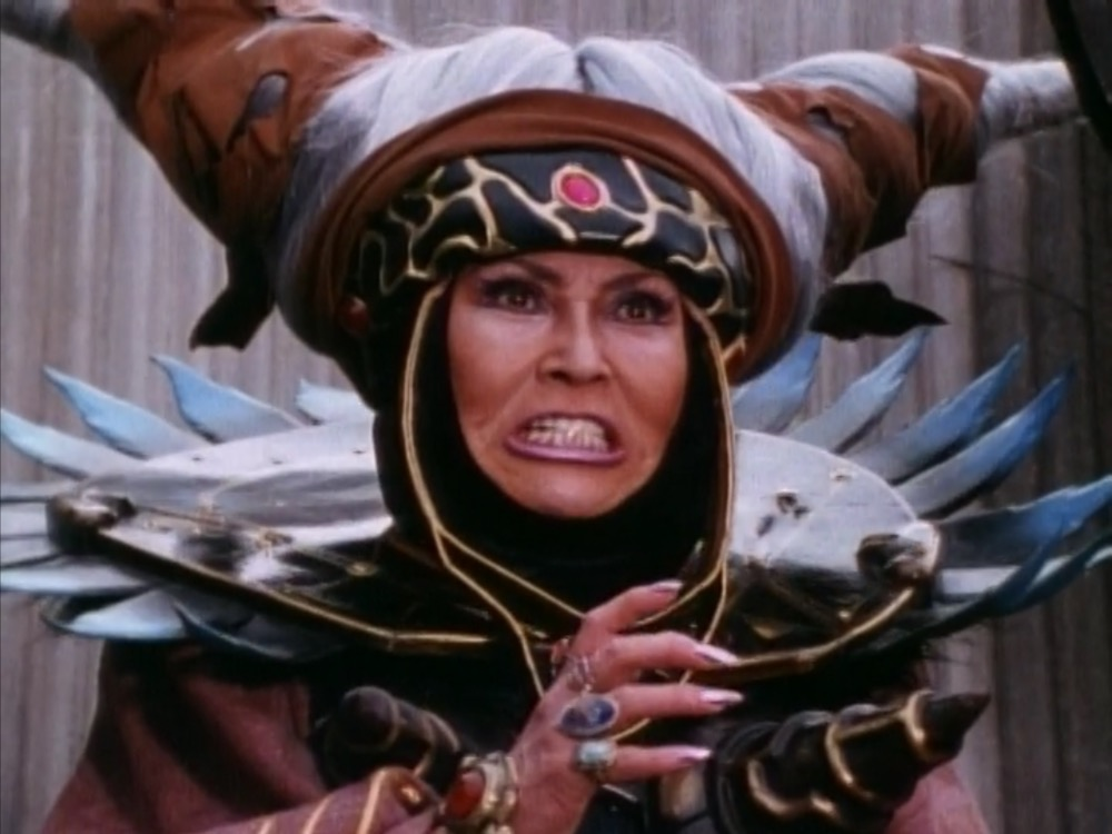 Power Rangers Rita Repulsa Original
