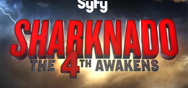 """""""Sharknado 4"""": Titel veräppelt Star Wars, Ausstrahlungstermin enthüllt"""
