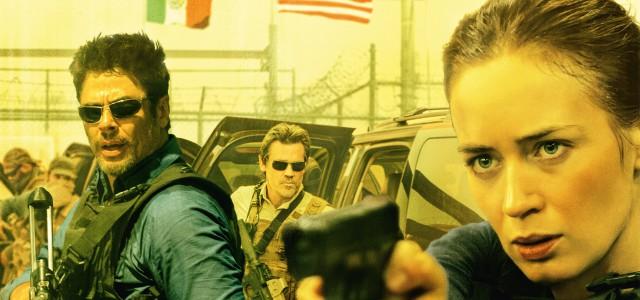 Sicario 2 bringt Emily Blunt, Josh Brolin und Benicio del Toro zurück