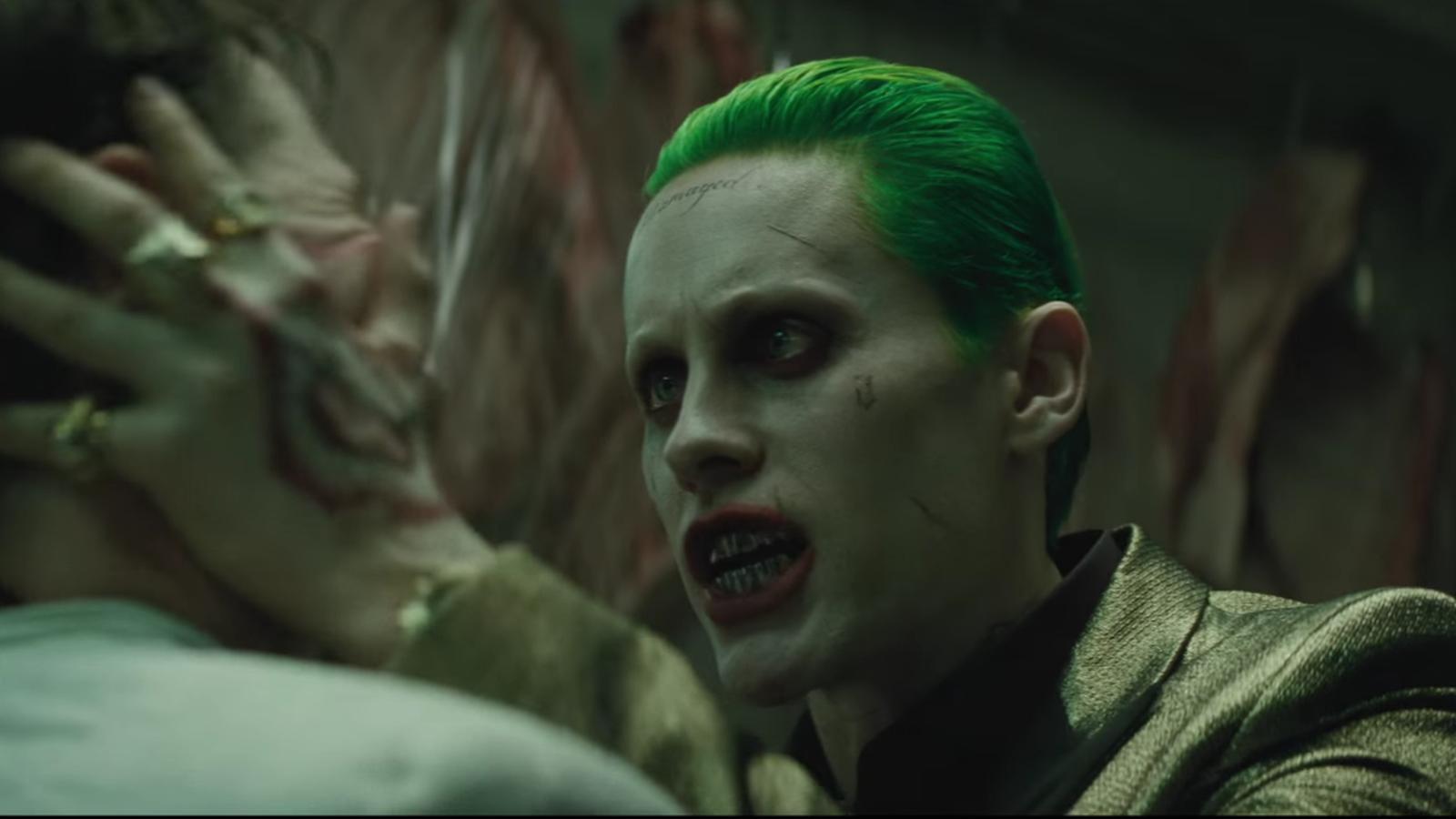 Suicide Squad Trailer Joker
