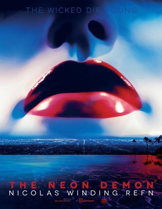 The Neon Demon Trailer Poster