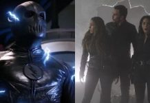 The Flash Agents of Shield Einschaltquoten