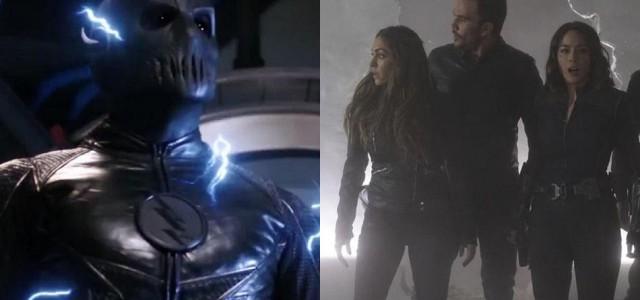 """US-Einschaltquoten: """"The Flash"""" sinkt, schlägt aber """"Agents of S.H.I.E.L.D."""""""