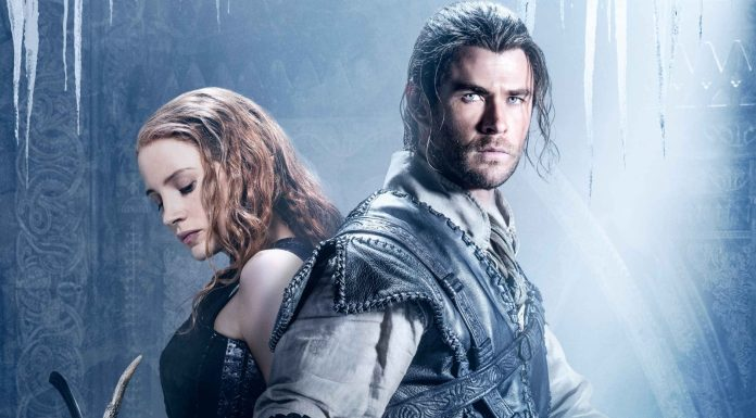 The Huntsman and The Ice Queen (2016) Filmkritik