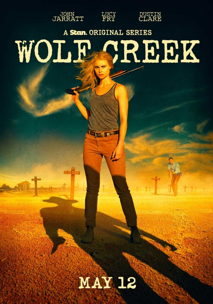 Wolf Creek Serie Trailer & Poster