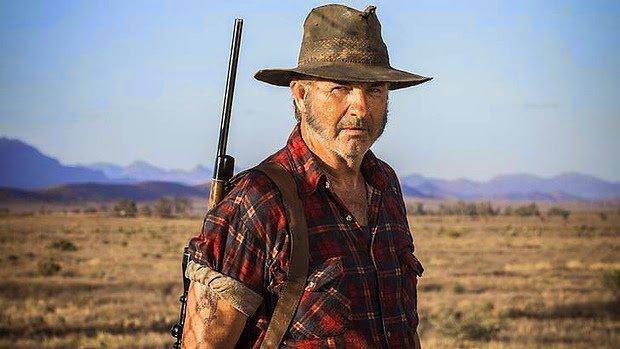 Wolf Creek Serie Trailer