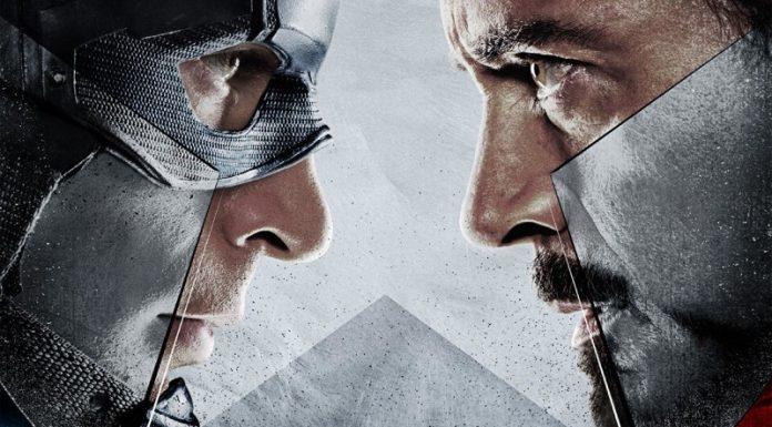The First Avenger Civil War (2016) Filmkritik