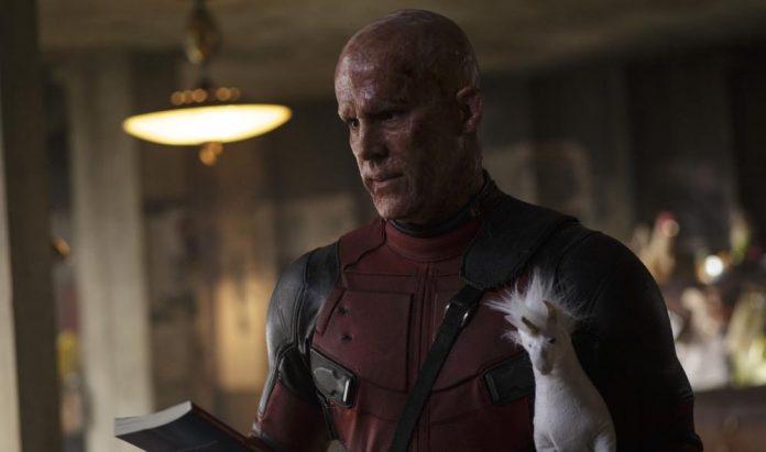 Deadpool geschnittene Szene
