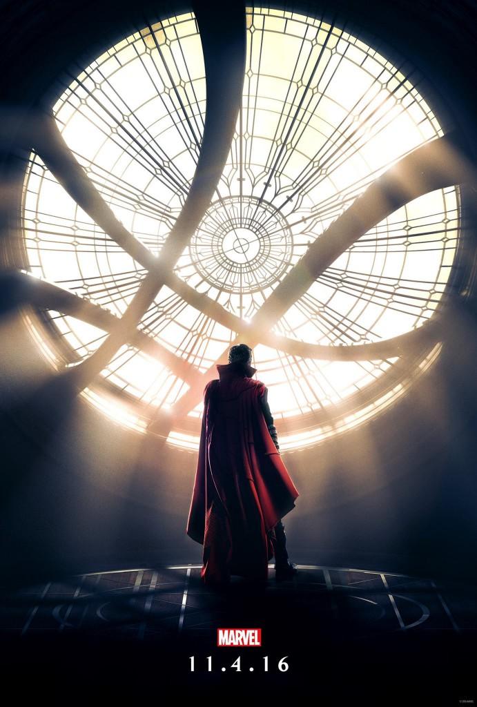 Doctor Strange Trailer & Poster