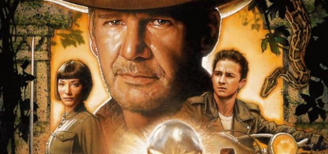 Indiana Jones 5 knüpft an Königreich des Kristallschädels an