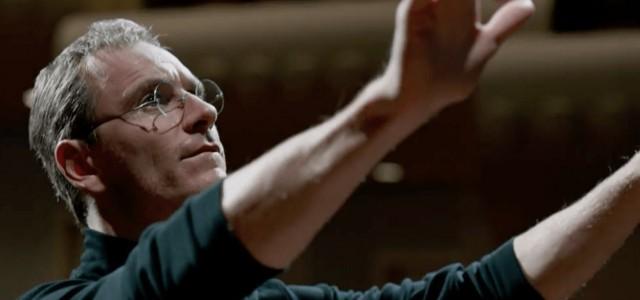 Steve Jobs (2015) DVD-Kritik