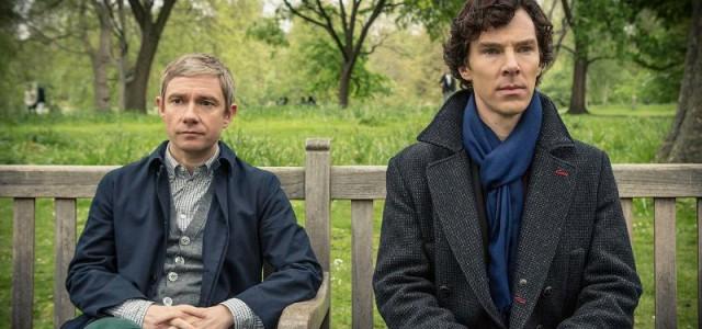 """""""Sherlock"""" Staffel 4: Die Dreharbeiten haben endlich begonnen!"""