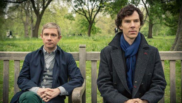 Sherlock Staffel 4 Drehstart