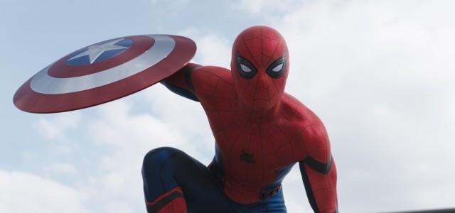 Spider-Man: Homecoming – Titel bestätigt, Filmlogo enthüllt!