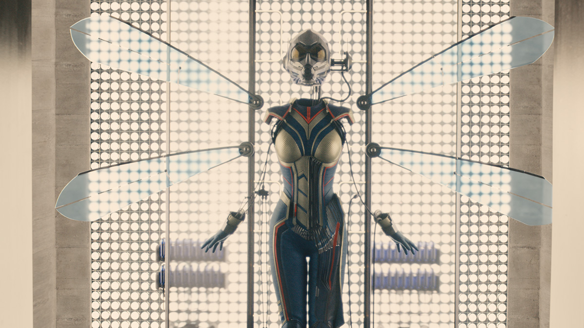 Ant Man and the Wasp Update